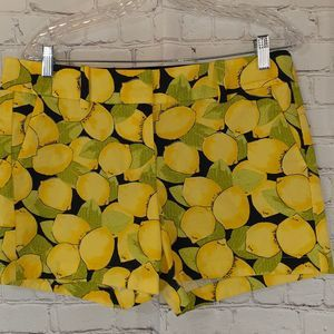 Ladies Ann Taylor Lemon City Short size 8
